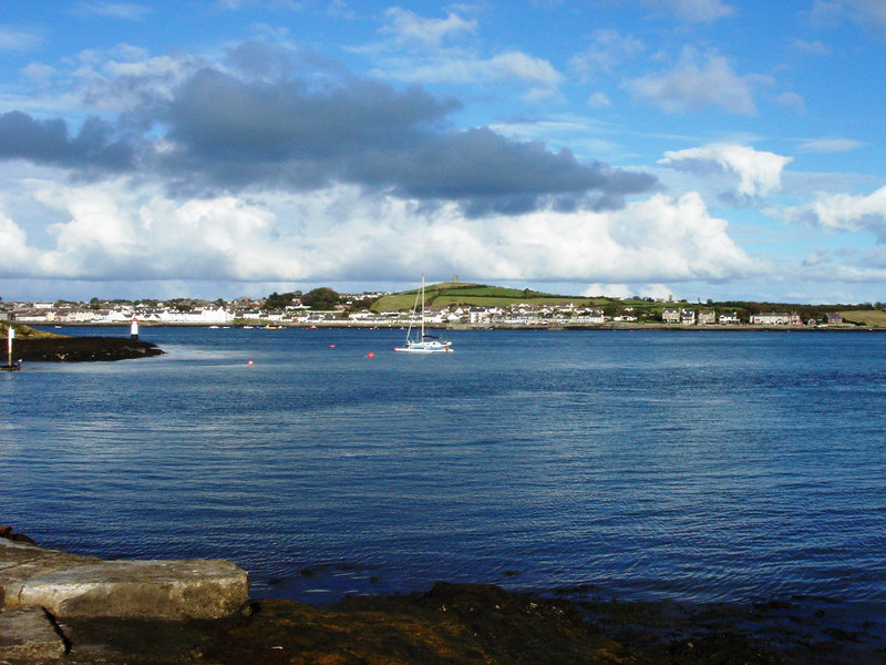 Ferry point to Town of Portaferry