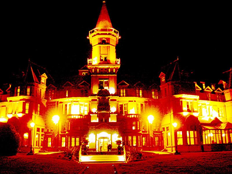 Slieve Donard Hotel<br /> Newcastle