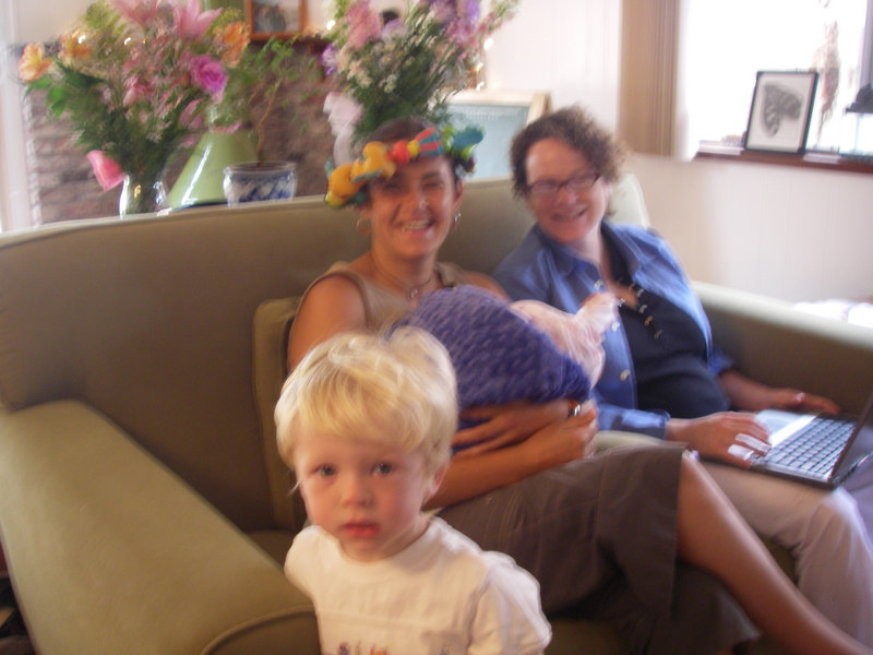 Henry, me and Erika