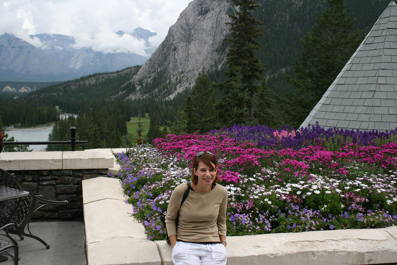 Our quick trip to the Banff Springs.