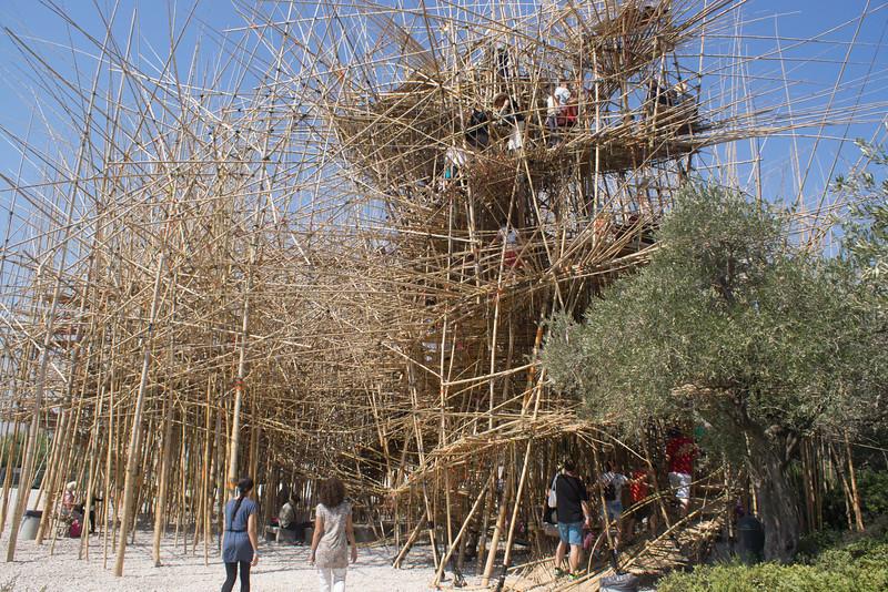 Israel Museum - Big Bambok