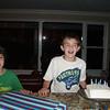 It was Austin's 10th birthday!
