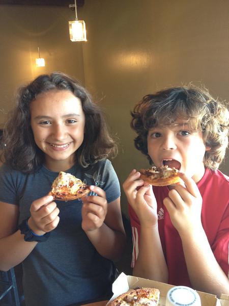 Road Trip Pizza