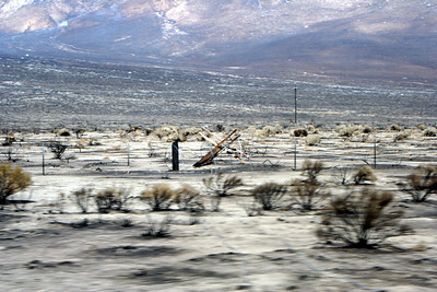 Eastern Sierras (Independence): Inyo Complex Fire