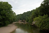 "Turkey Run Suspension Bridge<br /> Turkey Run State Park<br /> <br /> This a view from the middle of the suspension bridge at Turkey Run State Park.<br /> <br /> Park Trails Map: <a href=""http://www.in.gov/dnr/parklake/files/turkey_run_trail.pdf"">http://www.in.gov/dnr/parklake/files/turkey_run_trail.pdf</a><br /> Official Park Site: <a href=""http://www.in.gov/dnr/parklake/2964.htm"">http://www.in.gov/dnr/parklake/2964.htm</a><br /> Google Map: <a href=""http://goo.gl/maps/HAUB"">http://goo.gl/maps/HAUB</a>"