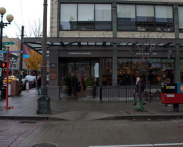 Original Pike Street Starbucks
