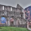 Abbaye Notre Dame d'Aulps - Haute Savoie - France