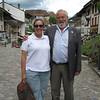 Pierre and Robin in Gruyere
