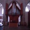 Organ in the Kapell Church