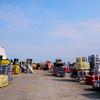 Eddie Heath's supply yard.