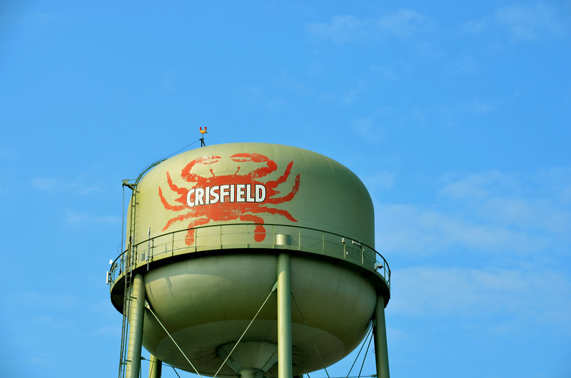 CRISFIELD: The Seafood Capital of the World.