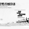 5. Archer City was our destination because The Last Picture Show was a favorite book and movie. Larry McMurtry wrote the book in 1966 and it was a movie in 1971.
