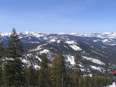 Northstar view from the top