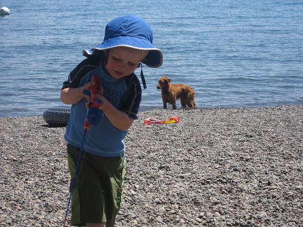 Tahoe Camping 2010