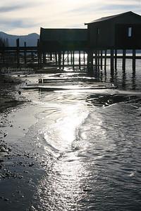 Covered Boat Docks