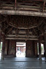 More details of the inner wall/entrance to the 800 year old temple