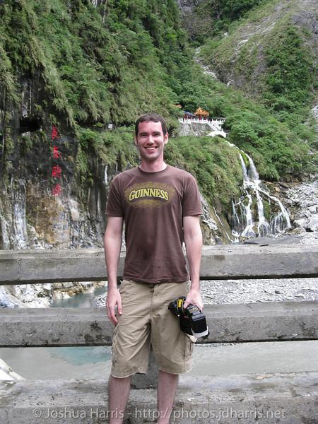 Me in Taroko Gorge