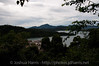 View of Sun Moon Lake from the hiking trail