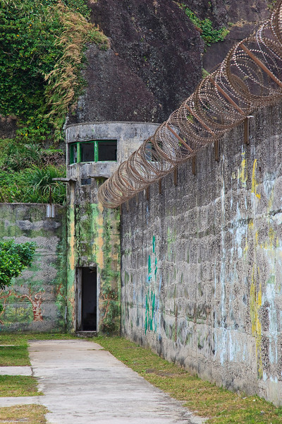 Green Island Prison 綠洲山莊