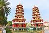 Pagodas at Lotus Pond 蓮池潭龍虎塔