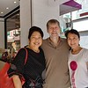 """Shopping for the """"nougats"""" after lunch in Taipei..."""