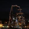 Tall ships ceremony