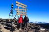 Uhuru summit, Kilimanjaro