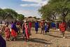 Masai village, Lake Natron