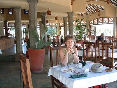 Tanzania - Kenya 2006