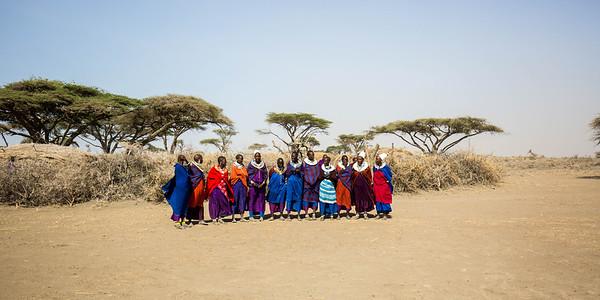 Tanzania 2017 Masai Village