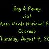 Mesa Verde, Colorado2