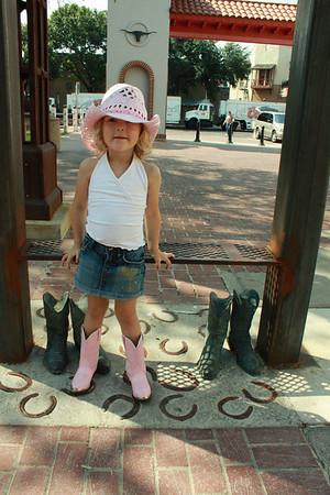Texas August 2009