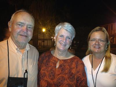 November 6, 2013 - (Harlingen / Cameron County, Texas) -- David, MaryAnne & Stephanie Schuppan