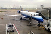 November 5, 2013 - (Saint Louis [Lambert Field] International Airport / Saint Louis County, Missouri) -- United Express aircraft to take us to Texas