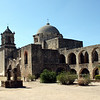 Mission San Jose (Queen Mission) in San Antonio