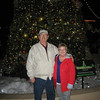 Joe and Linda at Busch Gardens November 2011 Virginia
