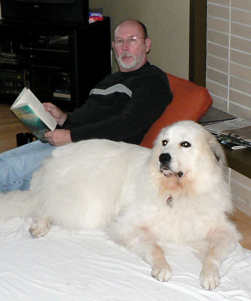 Dad and Shadow