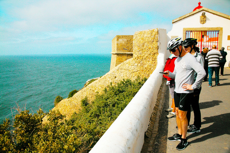 Cape St. Vincent - the southwesternmost point in Europe