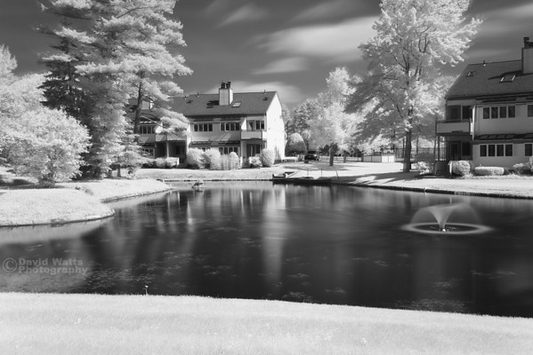 The Ponds at Foxhollow - Infrared