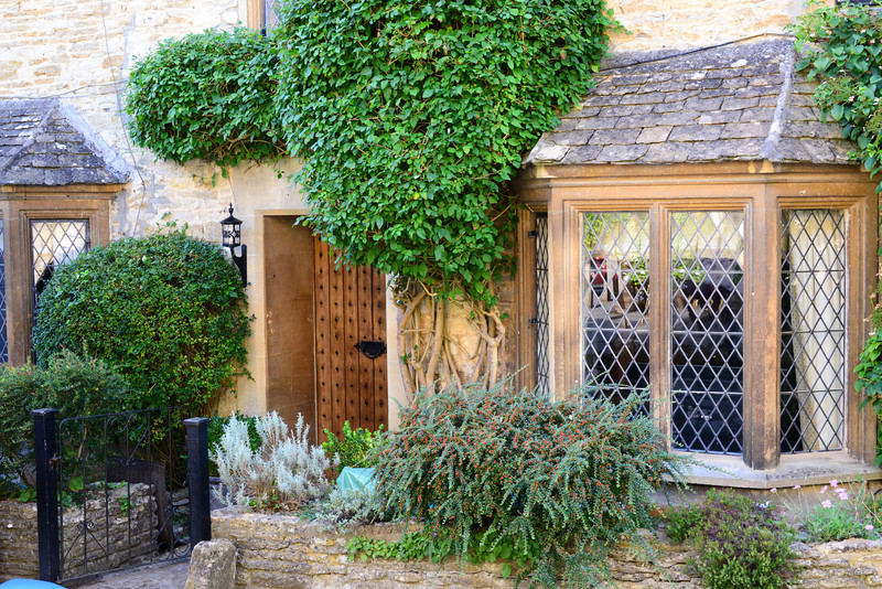 Home near the Market Cross in Castle Combe