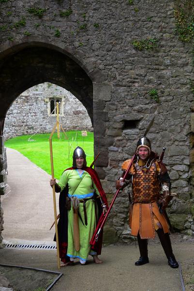 Medieval Charactors.