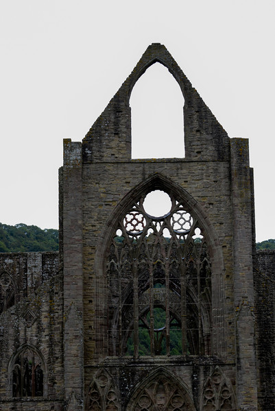 In the village of Tintern you have a wonderful example of the first Cistercian Abbey...Tintern Abbey.