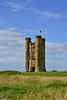 Broadway Tower - Ancient Monument<br /> <br /> One of England's highest viewpoints and the second highest in the Cotswold ridge.   Built in 1799, it is a perfect example of an 18th century Gothic Folly