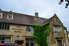 "The Royalist Hotel Stow-on-the-Wold<br />  <br /> Steeped in history, The Royalist Hotel is thought to be the oldest inn in England, with parts of the building dating back to 947AD.<br /> <br /> In 1646, Stow on the Wold ws the site of the last battle of the English Civil War.  Fought between the Parliamentarians and the Royalist, the hotel was used as the Royalist's headquarters during the battle.  After the battle, much of which was fought in tand around the town square, so greaty ws the slaughter that the ducks were seen swimming in the blood of the fallen, as it flowed down the street outside the hotel.  The street was subsequently called ""Duck Bath Street"" or ""igbeth Street"" as it is known todayh."