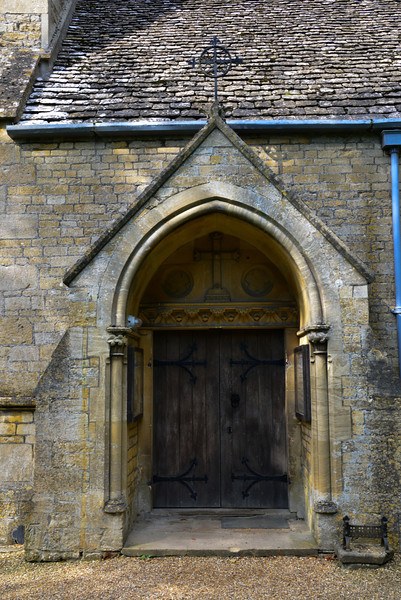 The 13th century Anglican parish church is dedicated to St. Mary the Virgin. Much of the current structure was built in 1866; however, the spire and peal of six bells was recently restored