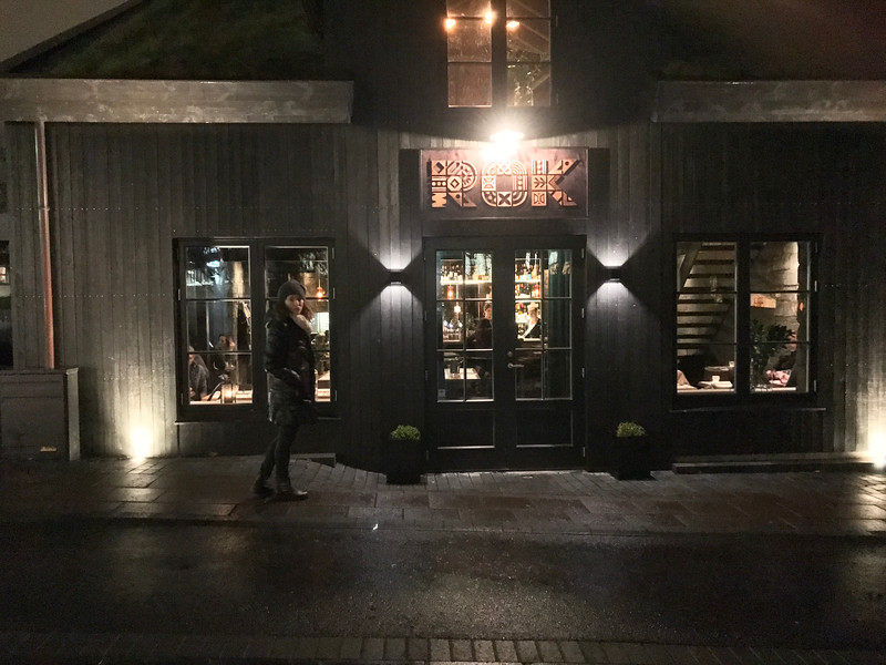 The ROK Bar, Reykjavik