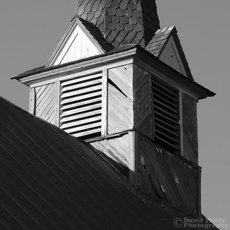 Freeze Church Steeple