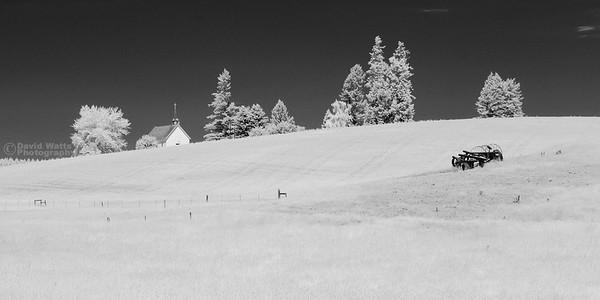 Freeze Church 2 Infrared