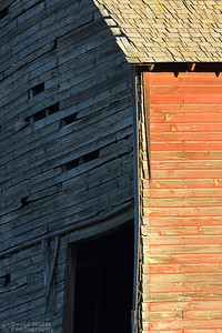 Barn Number Eight Detail