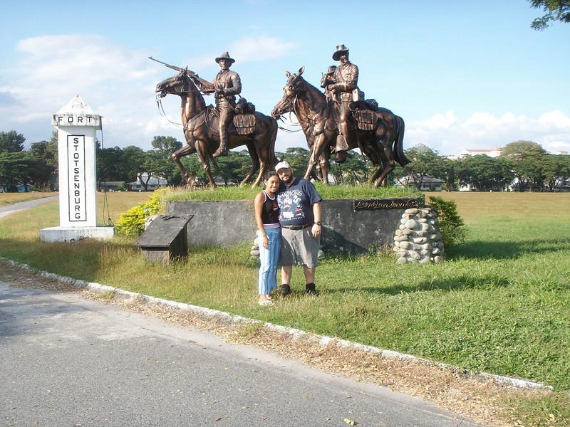 Clark air base Philippines